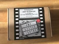 My Little Light box (as seen on amazon, firebox etc)