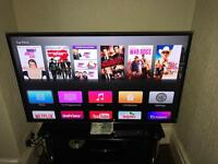 FINLUX 43 INCH UHD SMART 4K LED LIKE NEW £199ono