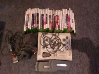 Xbox 360 29 games and accessories