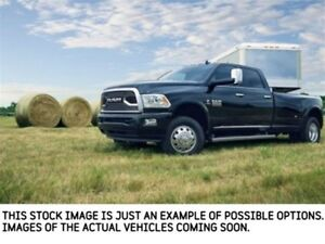 2017 Ram 3500 New Car SLT|4x4|Diesel|Crew w/8ft.Box|Night,Luxury