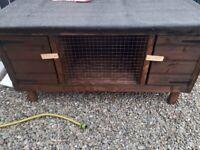 Rabbit/guine pig hutch