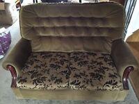 G-Plan two seat sofa
