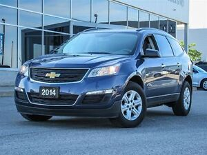 2014 Chevrolet Traverse LS 3rd Row Seating  Cruise Control
