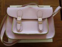 Baby Pink Satchel Bag