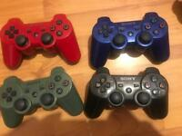 Sony Ps3 Controllers £8 each