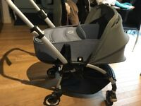 Bugaboo Bee Pushchair with all the accessories