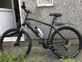 Orbea bike.