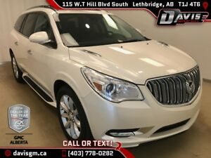 Used 2015 Buick Enclave Premium-AWD, 7 Passenger, Navigation