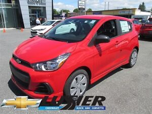 2016 Chevrolet Spark 34$/semaine + tx  /  LS Manual