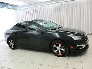2016 Chevrolet Cruze WOW!! LTD EDITION CRUZE SPORT, ALLOY WHEELS