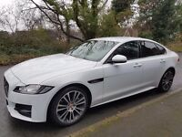 STUNNING JAGUAR XF R-SPORT BLACK EDITION 2016 LOW MILEAGE ,£30,995 URGENT SALE WANTED