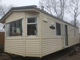 BK Calypso 2008 Holiday home on Pen y Glol caravan park, Flintshire