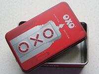 OXO Ltd Edition Retro Style Tin