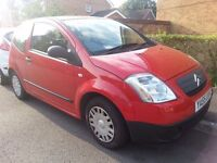 2006 '55' Citreon C2 1.1 Genuine 57,000 Miles Drives Superb Cheaper Tax / Insurance C1 107 aygo