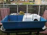 Guinea pig rabbit indoor cage