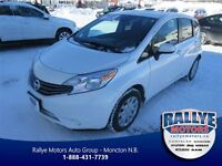 2014 Nissan Versa Note 1.6 SV! Bluetooth! Only 53 KM! Trade-In!
