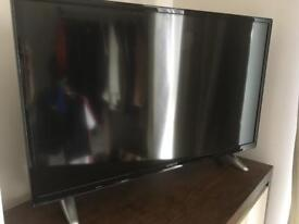 32 inch smart tv/dvd player from hitachi