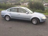 VW PASSAT FOR SALE CHEAP CLEAN CAR LONG MOT.