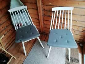 3 x dinning chairs