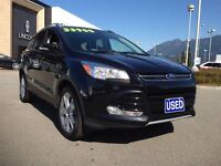 2014 Ford Escape Titanium, Navigation, Panoramic Roof, Remote St
