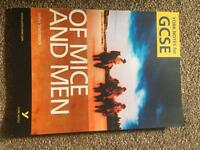 Of mice and men revision book