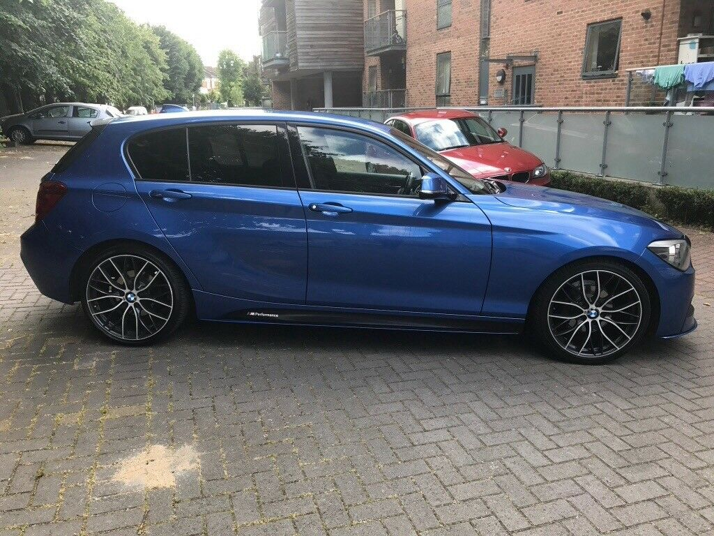 2012 bmw 118d m sport rare m performance edition 30 tax in hornsey london gumtree. Black Bedroom Furniture Sets. Home Design Ideas