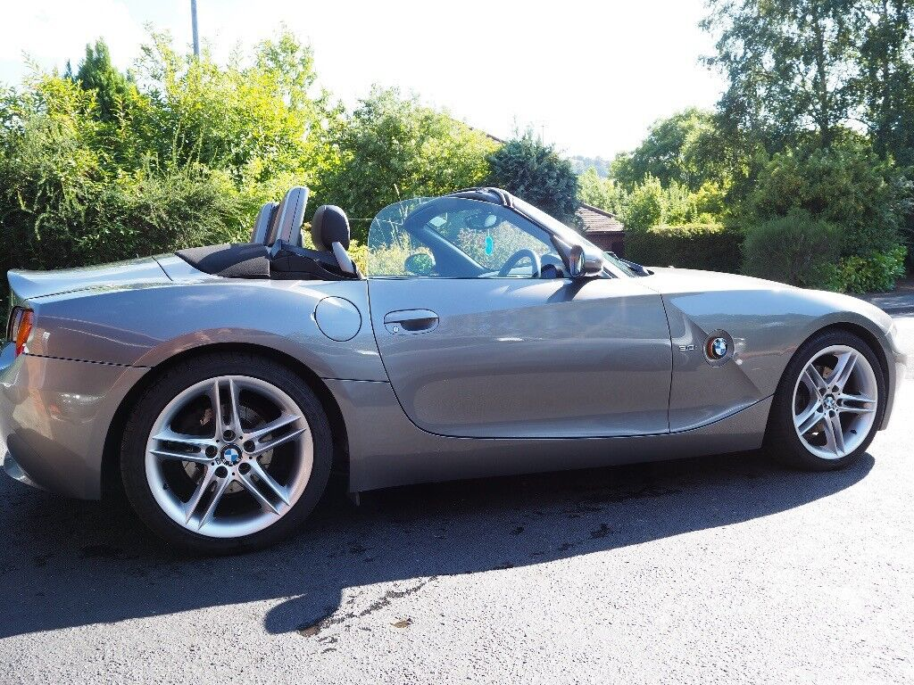BMW 3.0 Z4, cherished car, well maintained and always garaged