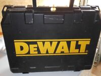 dewalt cordless drill