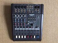 Mackie DFX 6 Mixing Desk Mixer