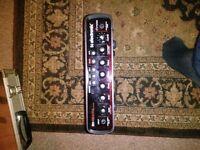 Tc Electronics Rh450 Bass Amp