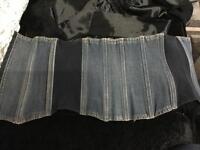Designer Plein Sud waist belt/band waspie