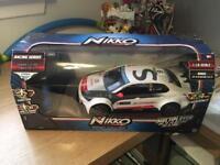 Nikko Remote Control Car - Brand New