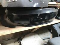 BMW Z4 e85 rear bumper in black
