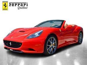 2011 Ferrari California CPO 1 Year