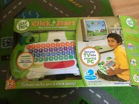 Leapfrog My First Computer