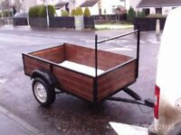 car trailer forsale