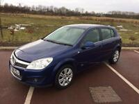 2008 Vauxhall Astra 1.6i Design **Only 66k Miles!! Super specifiation