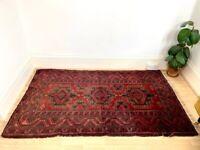 Handmade Afghan Baluch rug