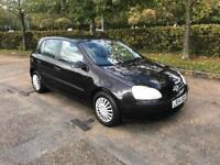 VOLKSWAGEN GOLF 1.6 AUTOMATIC 2005 9 MONTHS MOT DRIVES THE BEST