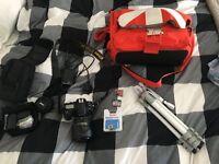 Nikon D700 bundle! Lenses, flash gun and more. Perfect for any budding photographer
