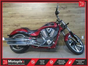 2014 Victory Motorcycles Jackpot