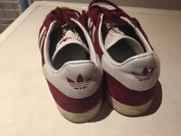 Gazelle trainers size 8.5
