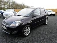 Ford Fiesta 2008, 1.2, FSH+LONG MOT+2 KEYS