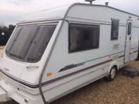 swift 1999 year 4 berth full awning and motor mover