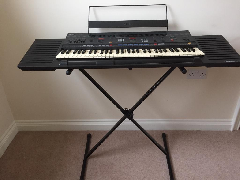Yamaha PSR 3500 Electric Keyboard