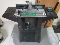 Trend CRT/MK2 Router Table (With Stand)