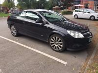 VAUXHALL ASTRA 2.0 TURBO CONVERTIBLE TWINTOP UNRECORDED DAMAGE