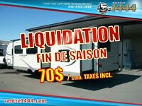 2015 Catalina 333BHKS  COUCHE 8 PERSONNES