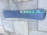 Nitro Snowboard Length 152 cm