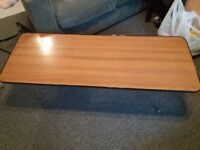 Formica coffee table